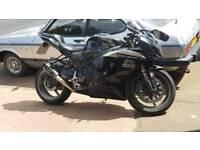 2009 GSXR 1000cc Superbike.