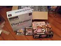 Massive Playstation 1 Bundle Rare