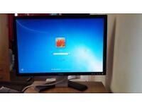 """Dell E228WFPC 22"""" WideScreen LCD Computer Monitor"""