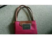 Longchamp bag pink