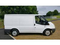 57 ford transit mk7 t260 swb low mileage 76000 k sim vivaro trafic sprinter