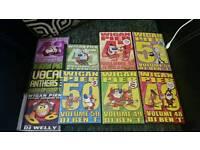 Wigan Pier CDs