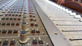Tascam M-3500 1980s Mixing Desk