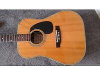 Kimabara Acoustic Guitar