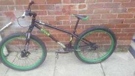 voodoo down hill bike
