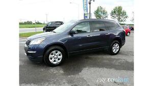 2013 Chevrolet Traverse LS**8 PASSAGERS,TT ÉQUIPÉ**78$/SEMAINE