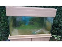 fish tank with stand 3ft