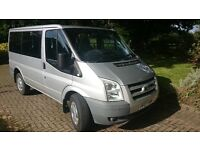 Transit Mk7 T140-330 very low mileage. A unique vehicle