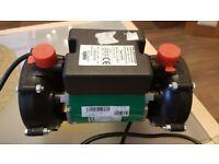 Salamader RSP50 Twin Shower pump