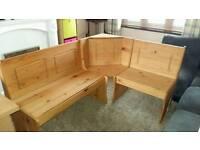 Corner bench for sale