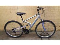 Ladies mountain bike APOLLO FS26 Frame 17''