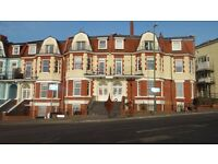 Beautifully Presented Three Double Bedroom Apartment Available on The Sea Front