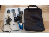 Philips Click and Style 3-in-1 Shave, Groom and Style