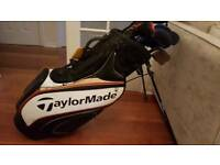 TaylormadeTaylormade Tour Preferred Stand Golf Bag, 6 Way Divider Top
