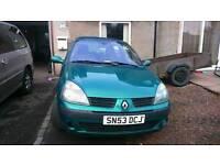 Renault clio sale or swaps