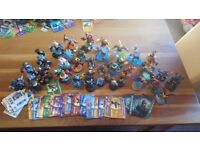 Skylanders xbox one swap force starter pack and character bundle