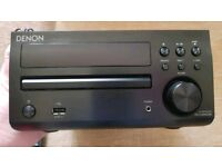 Denon M40 DAB mini HIFI perfect condition.