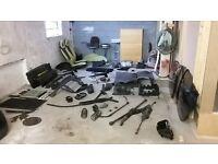 smart fortwo 2003 parts, engine, gearbox, ecu etc