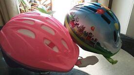 Girls and Boys Helmets
