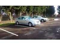 Mercedes Benz E320 CDI low mileage, FSH