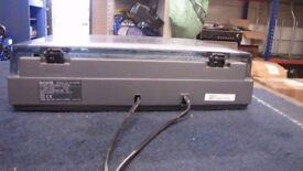 AIWA PX-E850K 2 SPEED TURNTABLE