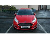 Immaculate Ford Fiesta with loaded extras