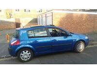 Renault megane (£500)