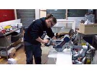 Handyman, plastering, tiling, joiner, plumbing, electricity, Edinburgh