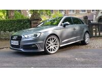 2013 AUDI A3 1.6 TDI S LINE 31700 MILES ONLY GOOD SPEC FREE ROAD TAX BAND DRIVES SPOT ON
