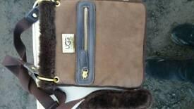 Ugg bag +gloves new