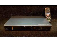 PANASONIC BLU-RAY 3D DVD PLAYER NETFLICKS BBCI PLAYER