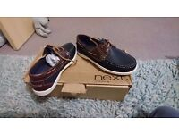 £ 15 Uk 8 men's boat shoes new rrp £45