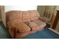 3 seater and 2 single seater for sale.