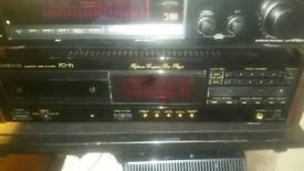 Pioneer pd 91 reference cd player