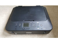 Canon Pixma 5550 printer and scanner