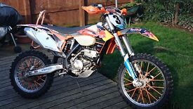 2013 KTM XC-F 250 Enduro PX and Delivery possible