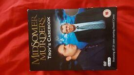 Midsomer Murders Dvds Seasons 1 - 13