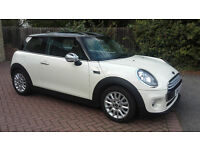 """2014 MINI COOPER D """"CHILLI PACK"""" ONE OWNER EXCELLENT !"""