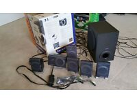 Creative Inspire T7900 - 7.1 Surround Sound Speakers for PC