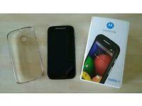 Moto E 2nd gen mobile phone