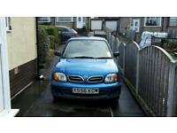 "Nissan Micra for Sale ""BARGAIN"""