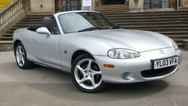 2003 Mazda MX5 MX-5 ** STUNNING EXAMPLE ++ No RUST