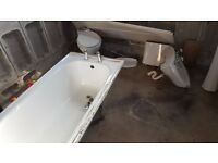 free bathroom suite needs gone soon