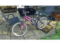 Kids bike in need of repair