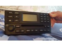 Jaguar X Type Car Radio with code