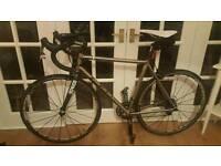Van Nicholas Titanium Road Bike, SRAM Red Groupset, Enve, Chris King, Carbon Fibre