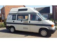 V.W. trident campervan. 1997 M.O.T. until April 2019. 155,000 miles. 2400 c.c. Diesel
