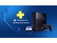 playstation 4 playstation plus