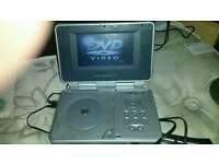 Venturer Potable Dvd Player