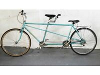 3 Gear Peugeot Tandem Bike